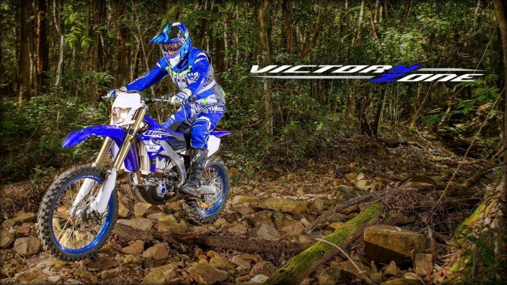The 2019 Yamaha WR450F is here.