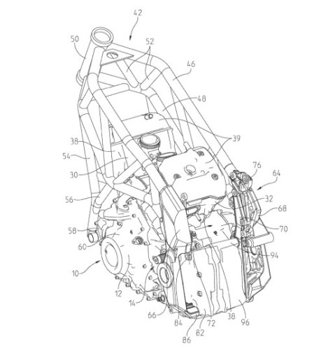 Indian FTR1200: Patent applications reveal new naked bike