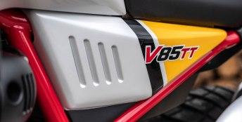Moto Guzzi V85 2
