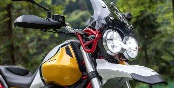 Moto Guzzi V85 8