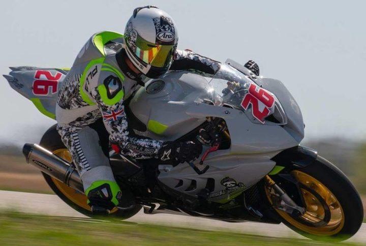 Roadracer Sean Henderson dies after Castrol Raceway crash