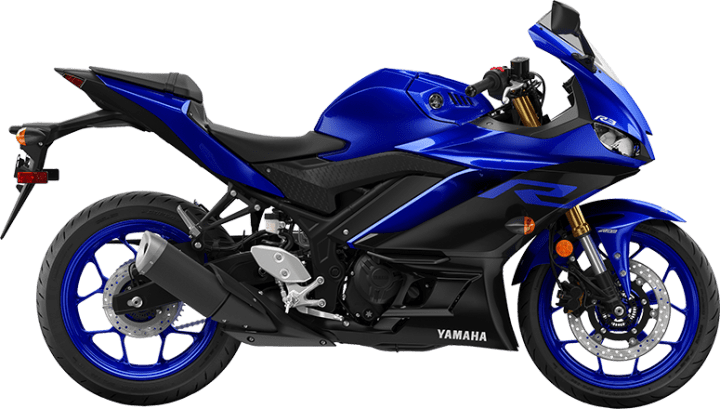 Yamaha R3 upgraded for 2019