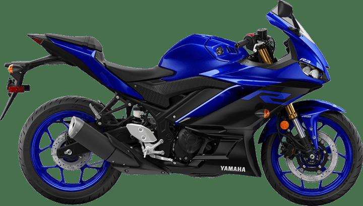 Yamaha R3 upgraded for 2019