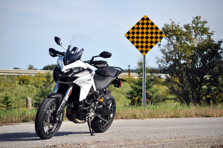 Test Ride: Ducati Multistrada 950