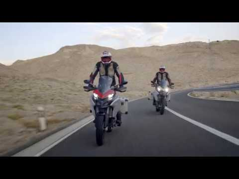 Ducati Multistrada 1260 Enduro revealed