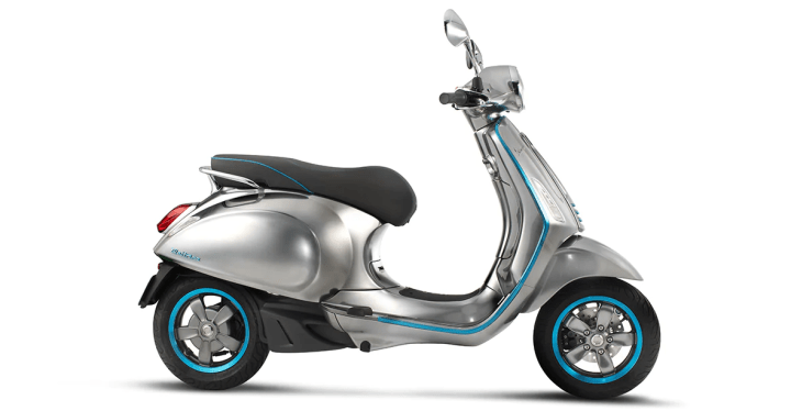 Vespa Electricca finally hits the market