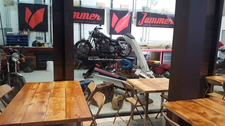 Vancouver gets new moto-coffee hangout
