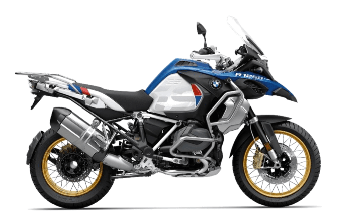 The 2019 BMW R1250 GS Adventure is pretty much what you'd expect