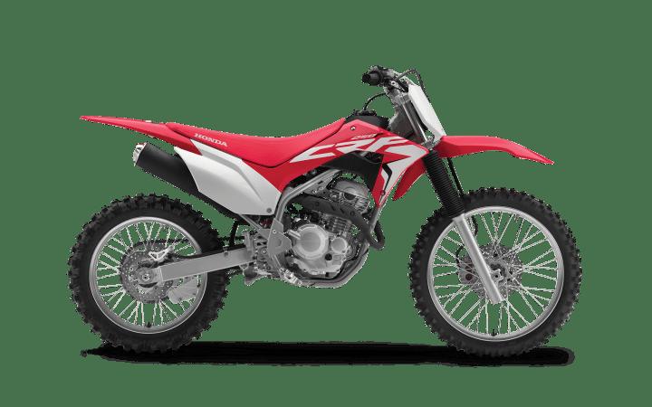 Honda CRF trail bikes get EFI