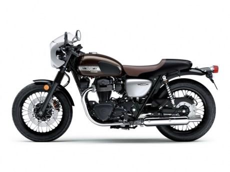 2019 Kawasaki W800 Cafe 2