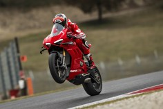 Looking good! The Panigale V4 R was built with one goal in mind: World Superbike contention.
