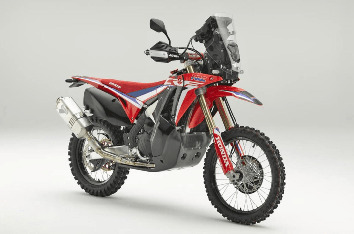 Honda CRF450L Rally concept gets us Dakar dreaming