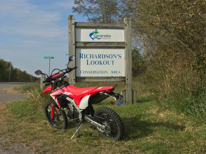 Test Ride: 2019 Honda CRF450L