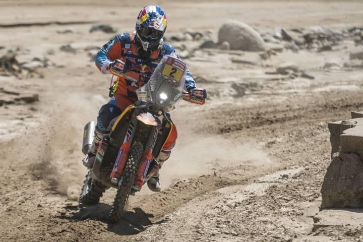 2019 Dakar: Stage 10