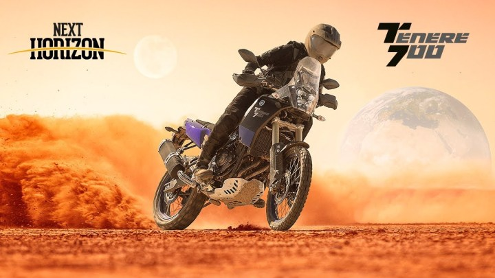 Yamaha Canada announces more details of Tenere 700