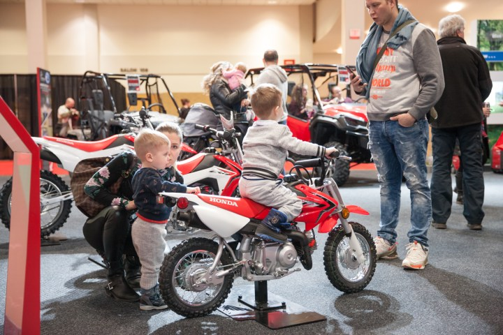 The Motorcycle Show – Toronto gears up for Family Day weekend