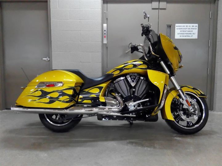 Find of the Month: 2014 Victory Cross Country