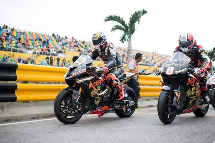 Peter Hickman wins Macau GP: Results