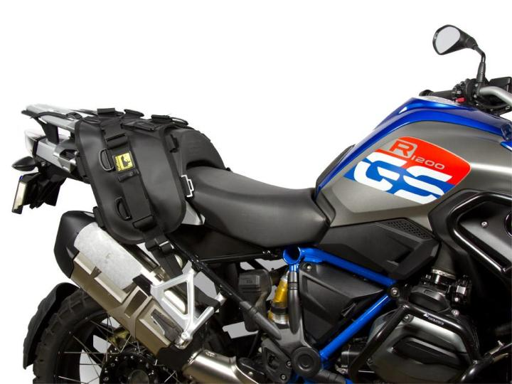 Wolfman launches Unrack luggage system, mini tank bag