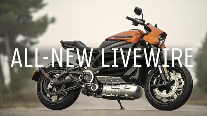 Harley-Davidson announces Livewire price, specs