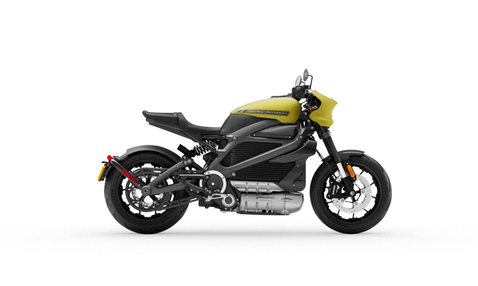 Harley-Davidson announces LiveWire details, StayCyc purchase
