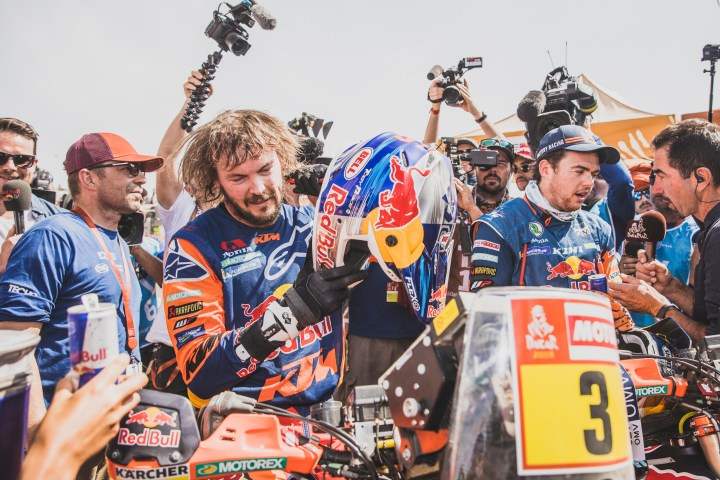 Dakar: The Follow-up