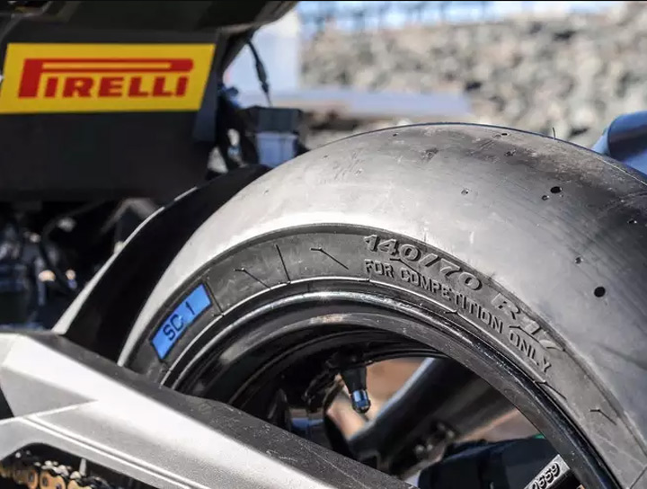 Pirelli now offers Superbike slicks for small bikes