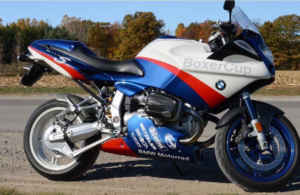 Find of the Month: 2004 BMW R1100S Boxer Cup Replika