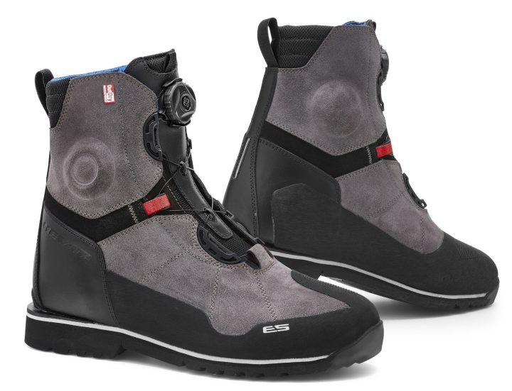 Gear review: REV'IT! Pioneer Outdry boots
