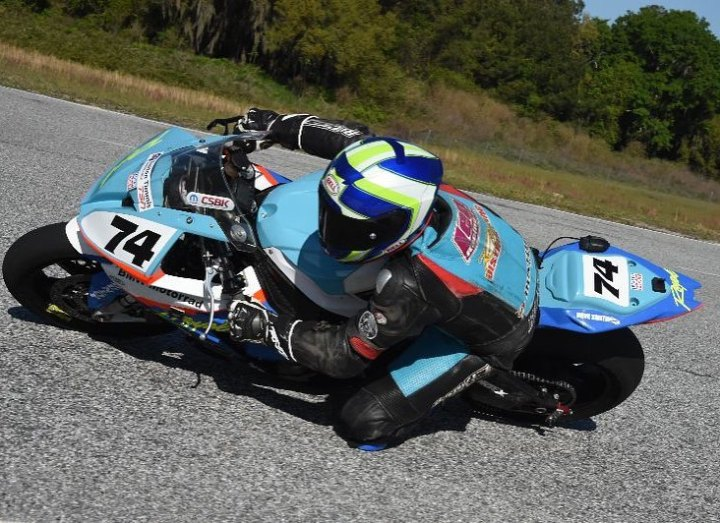 Michael Leon re-ups for 2019 CSBK season