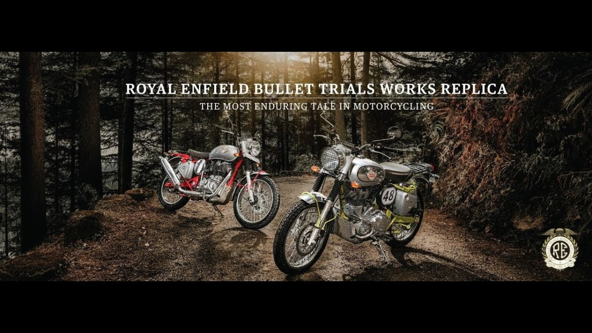 Royal Enfield Bullet Trials series unveiled