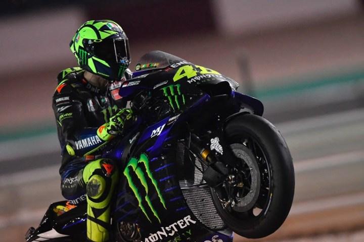 MotoGP kicks off with a stunner