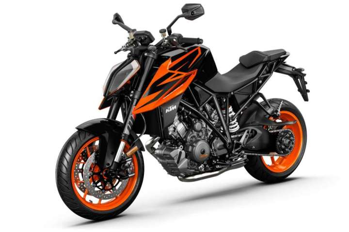 KTM's sales numbers looking impressive