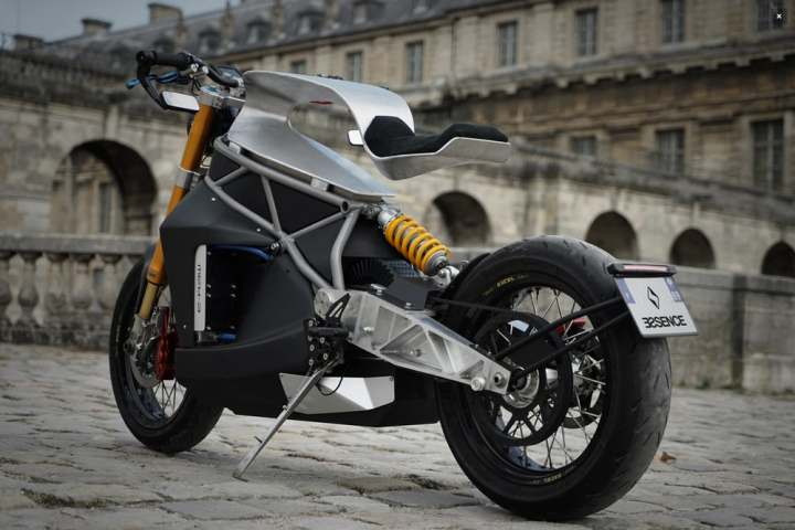 Essence Motorcycles builds a torque monster