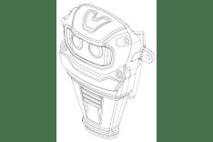 Harley Davidson Engine 12