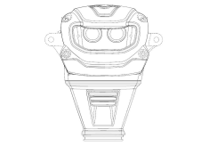 Harley Davidson Engine 13