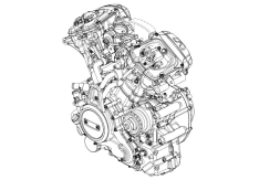 Harley Davidson Engine 2