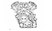 Harley-Davidson engine