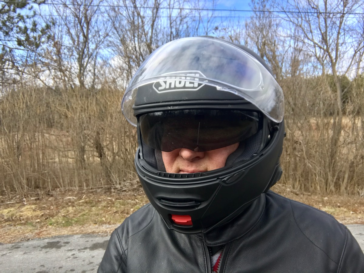 Gear Review: Shoei Neotec II