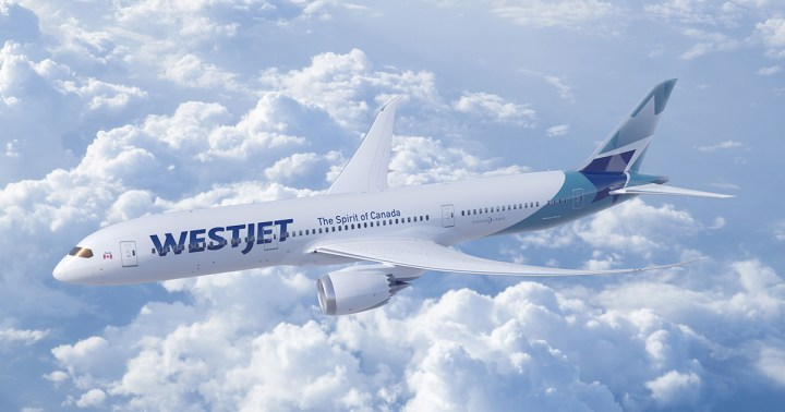 WestJet now offers motorcycle shipping