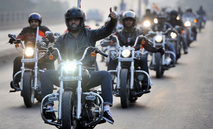 Opinion: Riding in groups