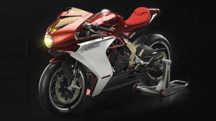 MV Agusta Superveloce is confirmed for production