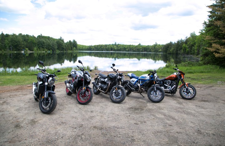 CMG's Days of Summer: The motorcycles