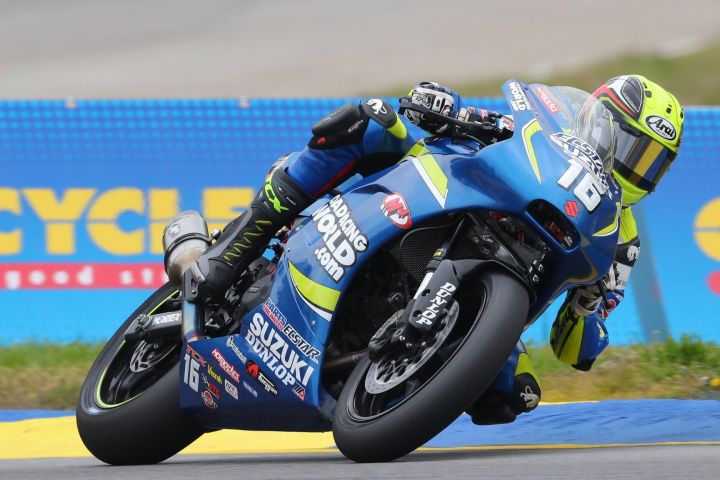 Roadracing update: Alex Dumas is back on the podium