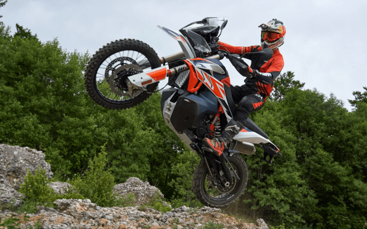 The KTM Adventure Rally is headed to Quebec for 2020