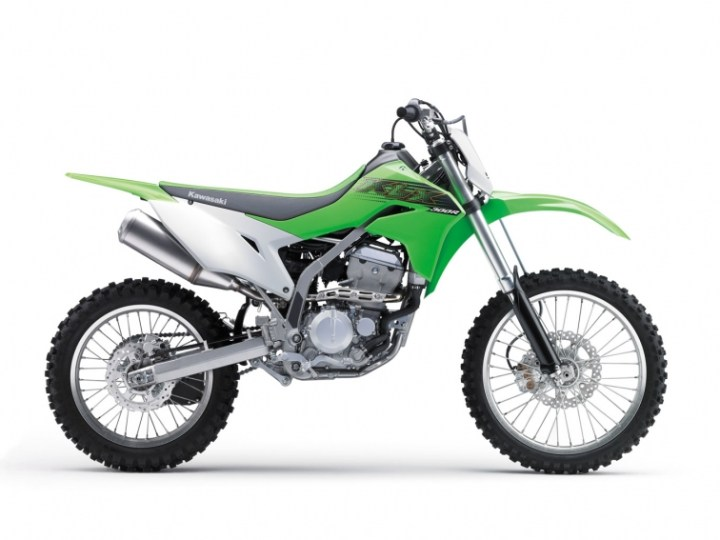 Kawasaki brings back the KLX300R