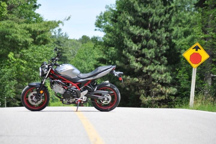 Test ride: 2019 Suzuki SV650A