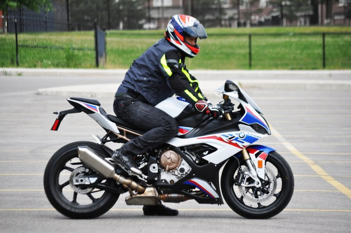 Test ride: 2020 BMW S1000RR