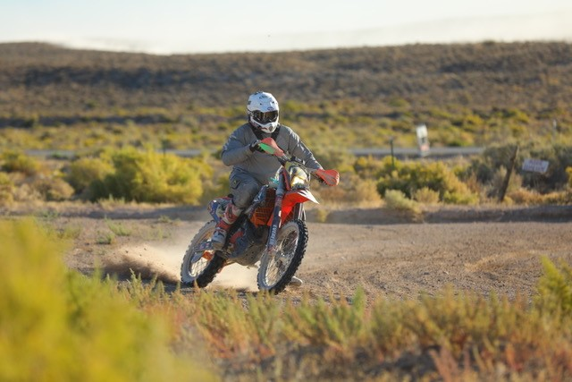 Canadian wins Ironman class in longest offroad race in the US