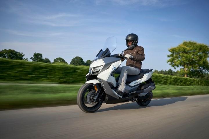 Test ride: BMW C400 GT